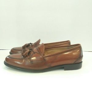 Johnston and Murphy Cellini dress loafer 11 w